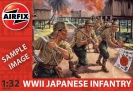 Airfix A02710 WWII JAPANESE INFANTRY