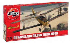 Airfix A01025 HAVILLAND DH.82a TIGER MOTH