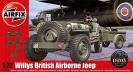 Airfix A02339 Willys British Airborne Jeep