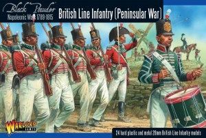 British Line Infantry ( Peninsular War )