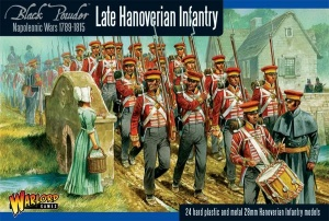 Late Hanoverian Infantry