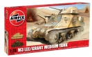 Airfix A01317  M3 LEE/GRANT MEDIUM TANK