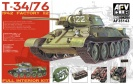 AFV CLUB 35143  T34/76 FullInterior KIt  1942 Factory