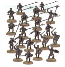 Lord of The Rings - Uruk-HAI Warriors