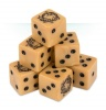 Citadel 05-10 kostki THE ONE RING  DICE SET Lord Of The Rings MIDDLE-EARTH