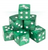 Citadel 05-12 kostki ROHAN DICE SET Lord Of The Rings MIDDLE-EARTH