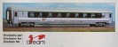 ACME 90164 Wagon osobowy Typ 156 2kl. ICCC PKP Intercity