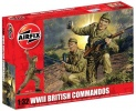Airfix A02705 WWII  BRITISH COMMANDOS