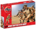 Airfix A02707 WWII  BRITISH 8TH ARMY