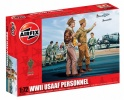 Airfix A01748 WWII  USAAF PERSONNEL