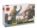 Airfix A01732 WWII BRITISH COMMANDOS