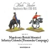 WARLORD WGN-BR-21 Peninsular British Mounted Infantry Officers
