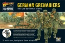 WARLORD WGB-WM-09 German Grenadiers plastic box set
