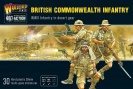 WARLORD 402011017 British Commonwealth Infantry