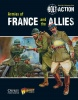 WARLORD BOLT-ACTION-6 Armies of France and the Allies