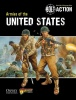 WARLORD BOLT-ACTION-2 Armies of the UNITED STATES