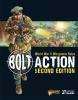 WARLORD 401010001 Bolt Action 2nd Edition Rulebook