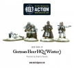 WARLORD WGB-WHR-20 German Heer HQ (Winter)