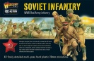 WARLORD 402014003 Soviet Infantry plastic box set
