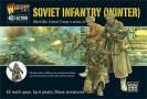 WARLORD WGB-RI-04 Soviet Winter Infantry plastic box set