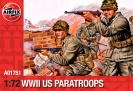 Airfix A01751  WWII U.S. PARATROOPS