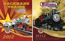 Bachmann 99812 Katalog BACHMANN TREINS 2012 + Williams 2012