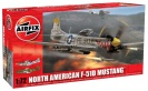 Airfix A02047 NORTH AMERICAN F-51D MUSTANG